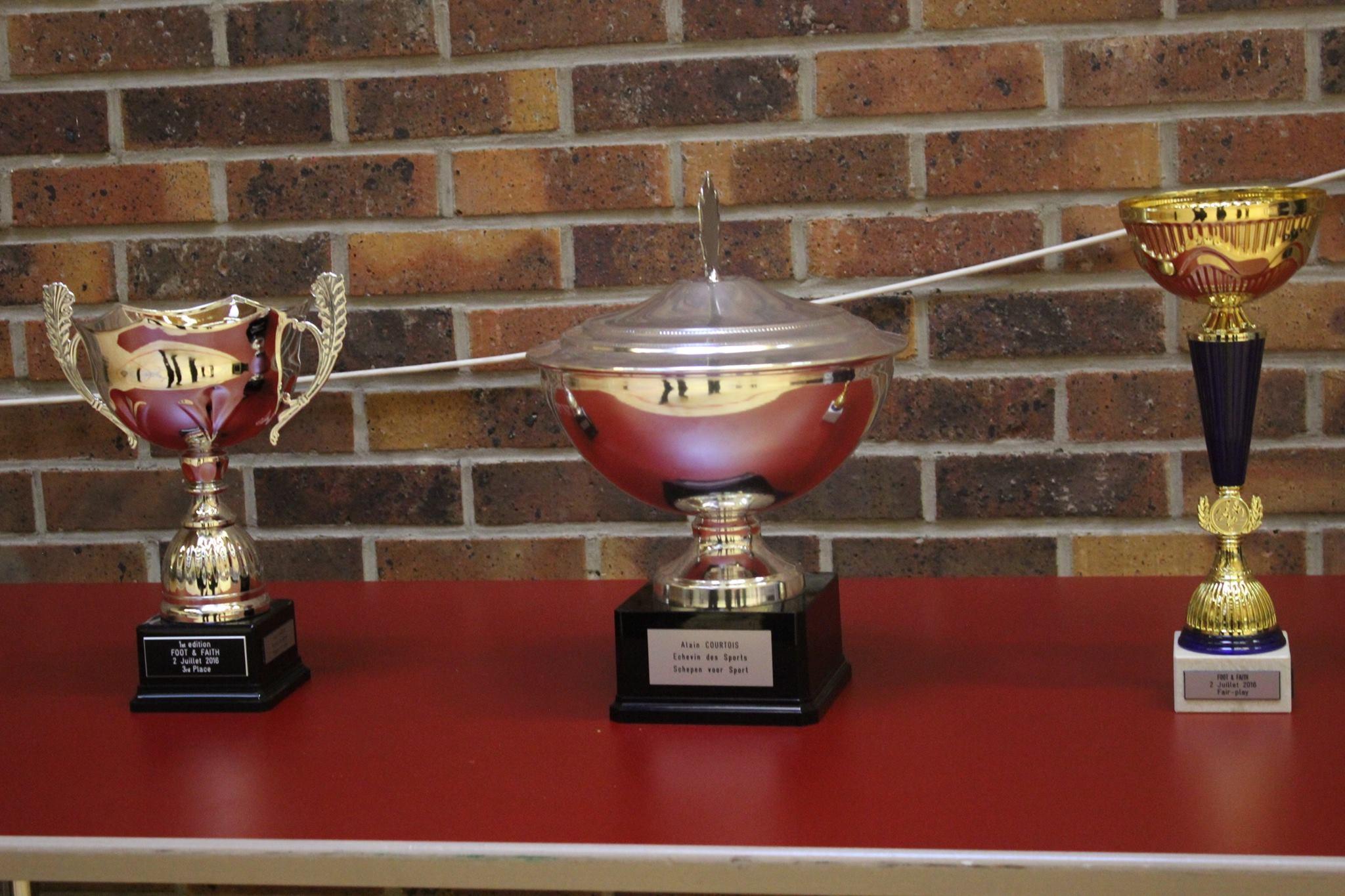 Les 3 Coupes du Tournoi